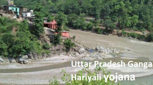Uttar Pradesh Ganga Hariyali yojana In Hindi