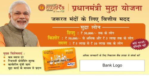 Pradhan Mantri Mudra Loan Yojana | SBI Mudra Loan